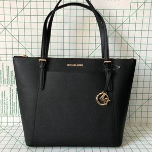 Michael Kors Large Ciara EW tote black
